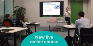 New live online course