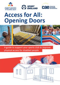 Download and read Access for all opening doors