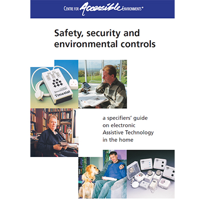 PRODUCT Safety security environmental controls cover