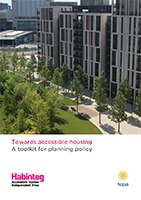 View the online toolkit for planning policy