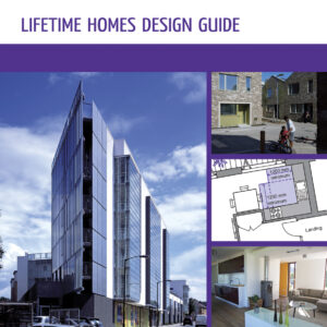 Lifetime Homes Design Guide cover