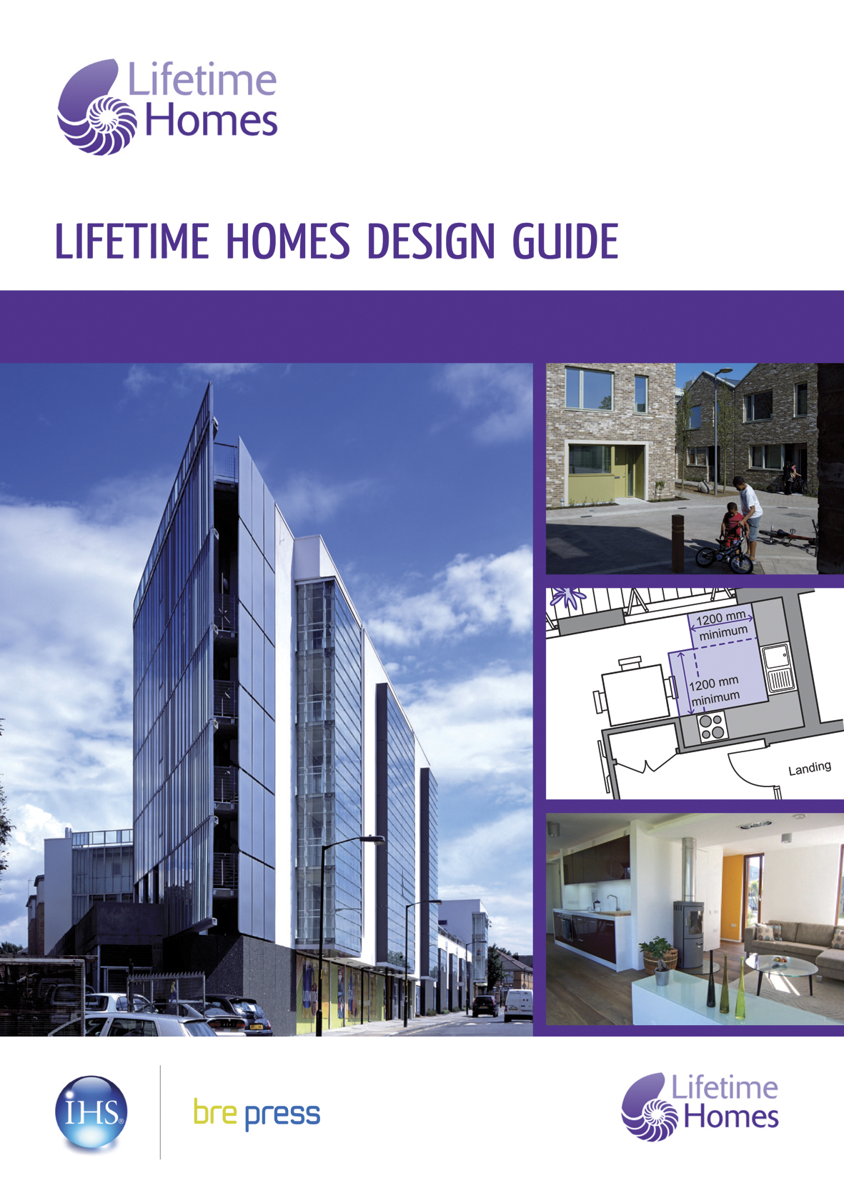 Lifetime Homes Design Guide cover