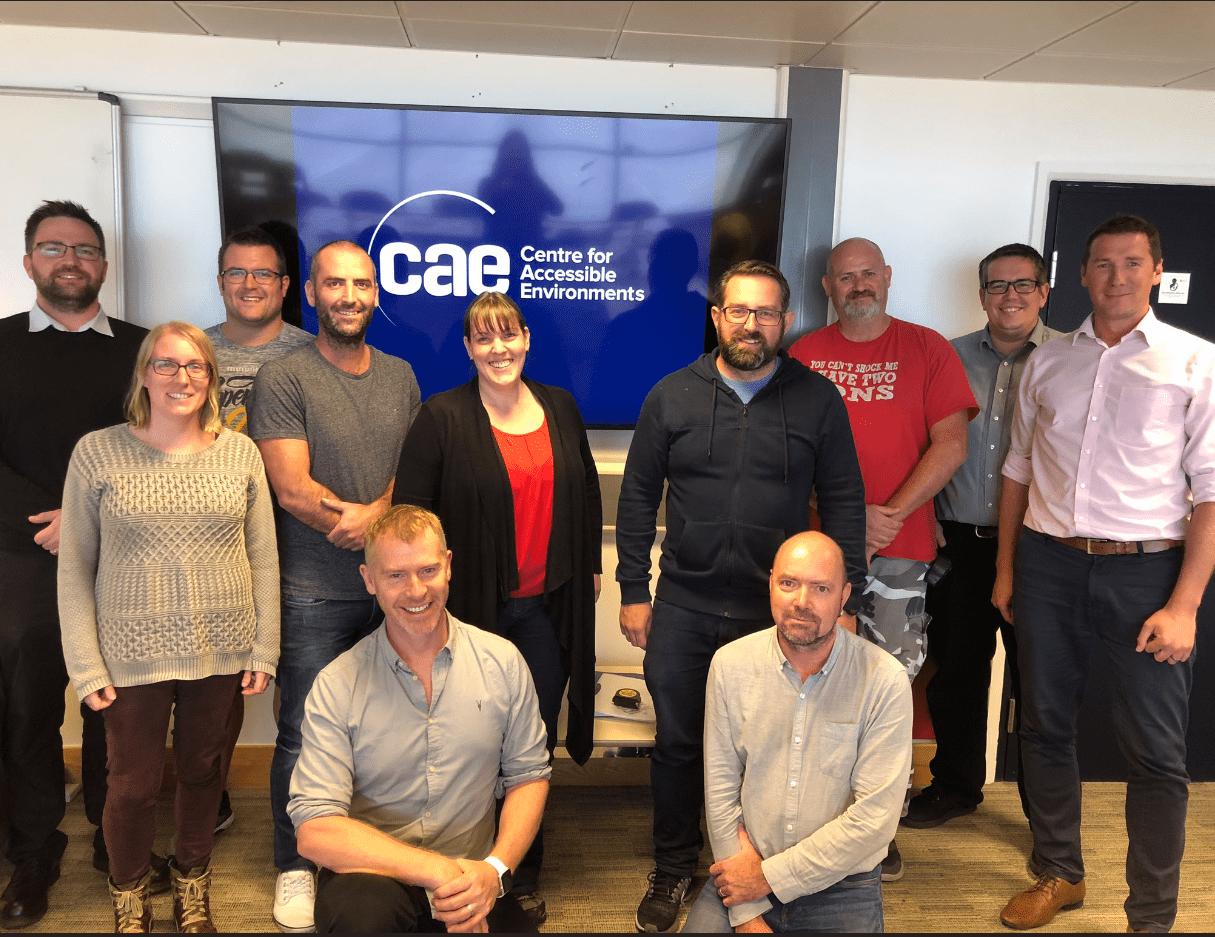 CAE training for RIBA continuing professional development seminars