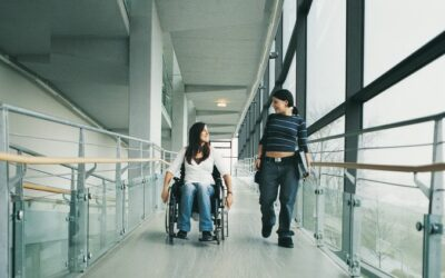 Nothing about us, without us – supporting disabled people into employment