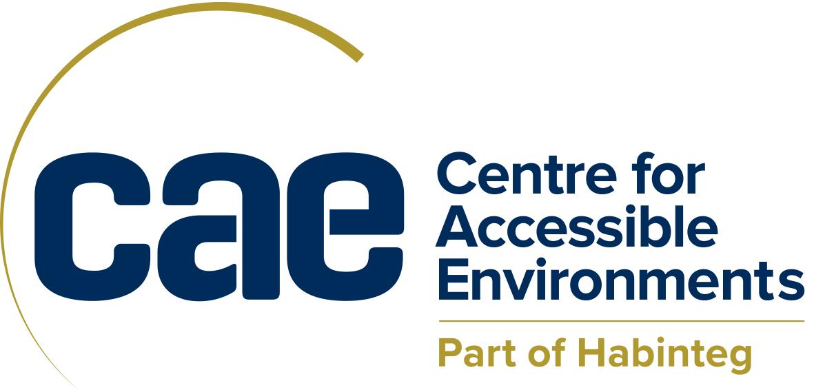 CAE company logo