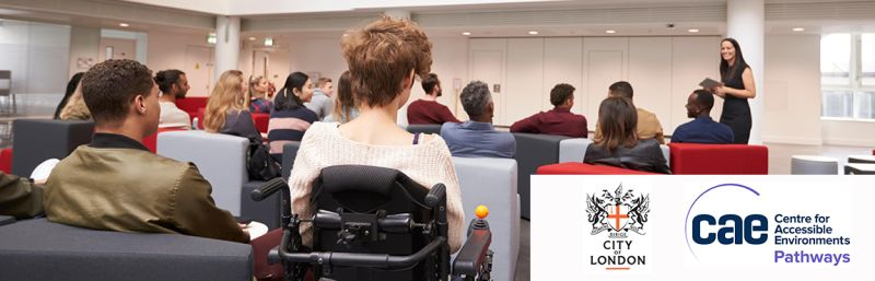 Centre of Accessible Environments' Pathways Academy inclusive environments and access training