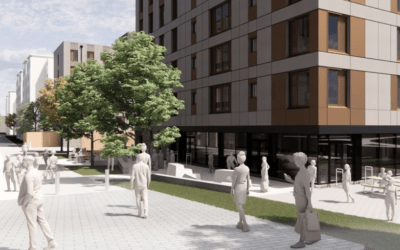 New student accommodation at UWE Bristol opens up opportunities for disabled students